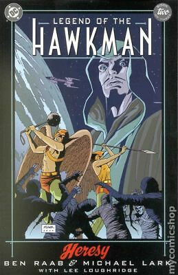 Legend of the Hawkman #2 2000 FN Stock Image