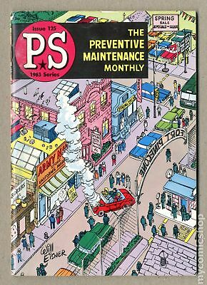 PS The Preventive Maintenance Monthly #125 1963 FN 6.0