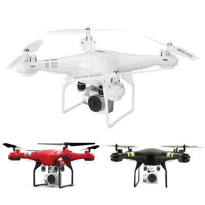 X52 Dron Wide Angle 0.3MP / 2MP HD Camera Quadcopter WiFi FPV Live Helicopter