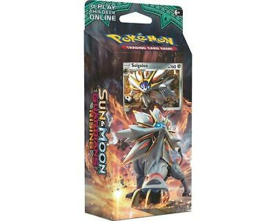 Sun and Moon 2: Guardians Rising Theme Deck - Englisch - Solgaleo