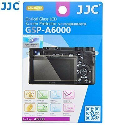 JJC GSP-A6000 Optical Glass Screen Protector for Sony A6500, A6300, A6000, A5000