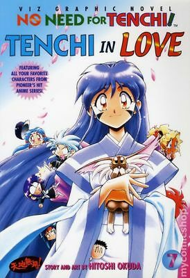 No Need for Tenchi TPB (Viz) 1st Edition #7-1ST 2000 VF Stock Image