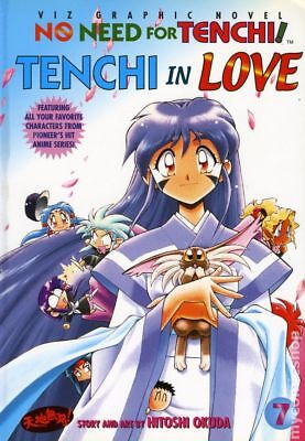 No Need for Tenchi TPB (Viz) 1st Edition #7-REP 2000 VF Stock Image