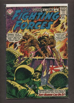Our Fighting Forces #83 VG 1964 DC Comic Book