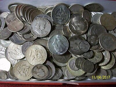 1/2 TROY POUND BAG MIXED 90% SILVER COINS U.S. MINTED Dimes,Quarters & Halfs