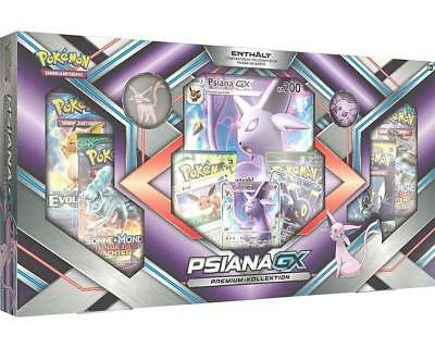 Eeveelution Premium GX Box - Psiana - Deutsch