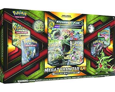 Mega Tyranitar-EX - Premium Collection - Englisch