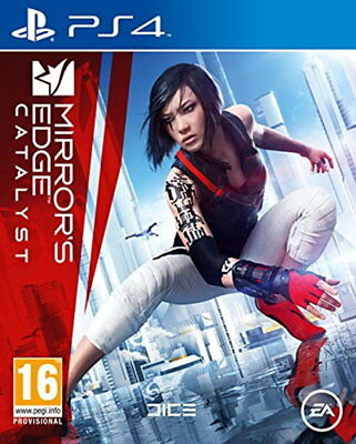 Mirrors Edge Catalyst  (PS4) [New Game]