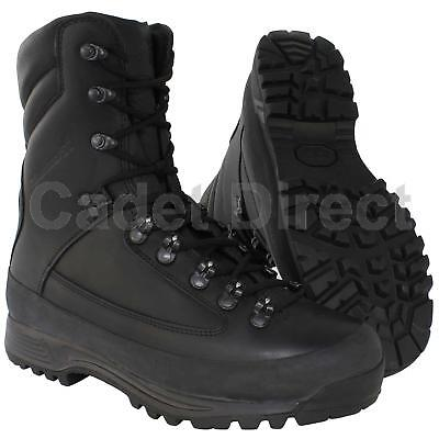British Forces Karrimor SF Combat Boot, Black