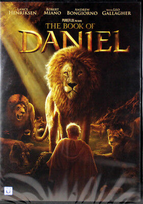 The Book Of Daniel NEW DVD Christian Drama Robert Miano Andrew Bongiorno