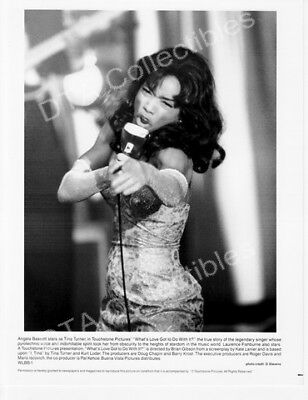 WHATS LOVE GOT TO DO WITH IT?-ANGELA BASSETT-8x10 STILL FN