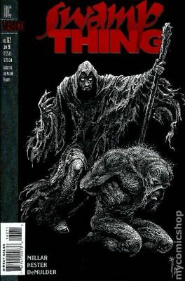 Swamp Thing (2nd Series) #162 1996 VF Stock Image