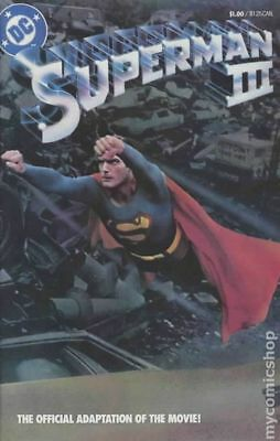 Superman Movie Special 1A 1983 VF Stock Image