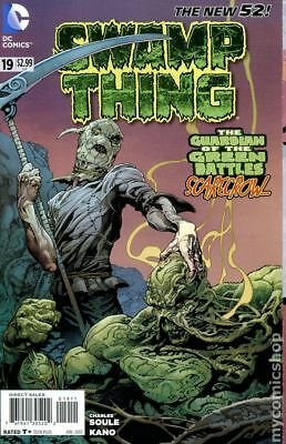 Swamp Thing (5th Series) #19 2013 NM Stock Image