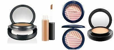 MAC Cosmetics Beauty Set HighLight Powder Abdeckstift 2x Foundation Grundierung