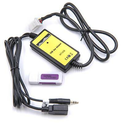 AUX 3,5mm adattatore USB / MP3 / SD / SDHC / SDXC per VW RCD 200