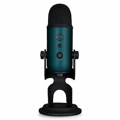 Blue Yeti USB Microphone (Teal)