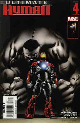 Ultimate Human #4 VF/NM; Marvel   save on shipping - details inside
