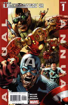 Ultimates 2 Annual #1 VF/NM; Marvel   save on shipping - details inside