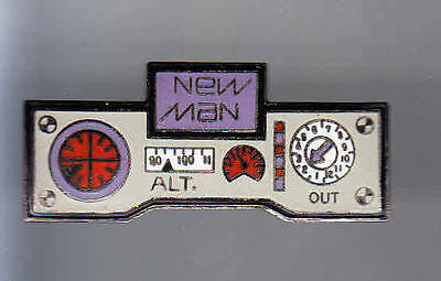 Rare Big Pins Pin's .. Mode Fashion Art Avion Sport New Man France  ~Be