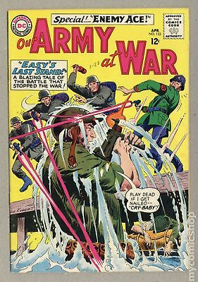 Our Army at War #153 1965 GD+ 2.5