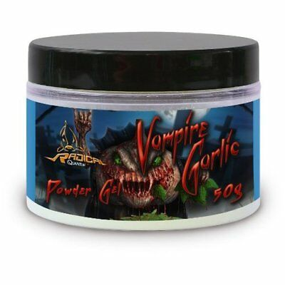 Quantum Radical Vampire Garlic Neon Powder Ground Bait/Bait/Powder - Multicolour
