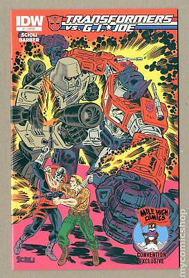 Transformers vs. G.I. Joe (IDW) 1RE 2014 NM+ 9.6