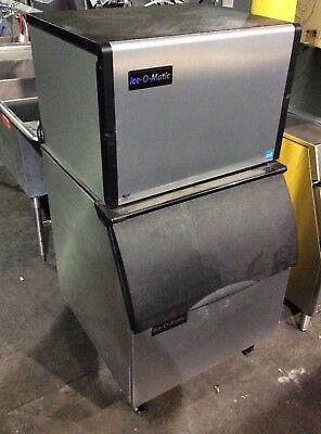 Ice-O-Matic Ice0500Ha6 Commercial Ice Maker With Bin