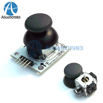 10PCS JoyStick Breakout Module Sensor Shield For Robot Arduino UNO 2560 R3 STM32