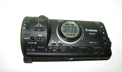 Canon XHA1 XH-A1 Complete Power Switch mode Wheel Control Body Panel part