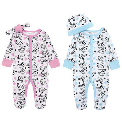 Babytown Little Star 2 Piece Sleepsuit Set