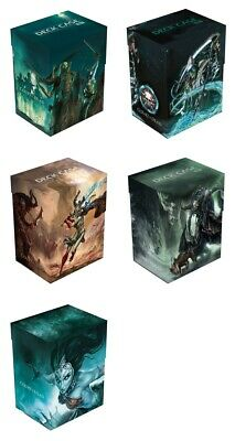 Ultimate Guard Deck Case 80+ Standard Size Court of the Dead