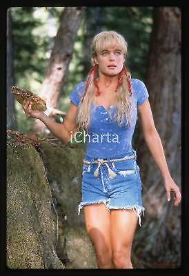 35mm vintage slide*1993 The Beverly Hillbillies Erika ELENIAK  Elly Clampett (2)