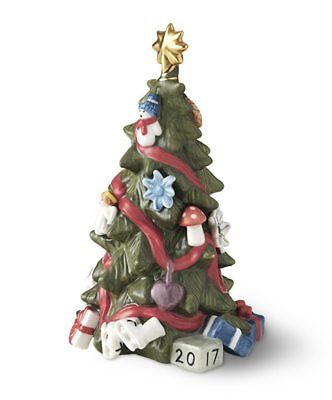 2017 Royal Copenhagen Annual Christmas Tree, NIB