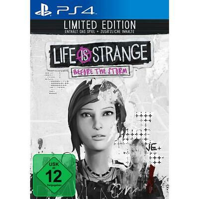 Life is Strange Before the Storm Limited Edition Sony PS4 Spiel NEU&OVP