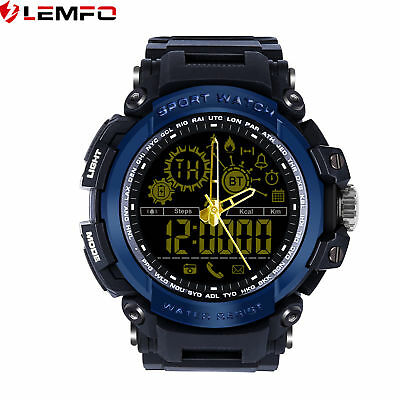 Lemfo DX16 Bluetooth Impermeable Reloj Inteligente Deportiva Para Android iPhone