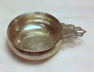Vintage Lunt Sterling Silver Small Porringer Nut Dish #581 FREE USA SHIPPING!