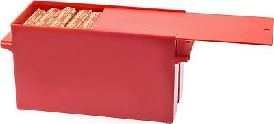 Nadex Large Capacity Rolled Coin Storage Box for Pennies | 25 Dollar...