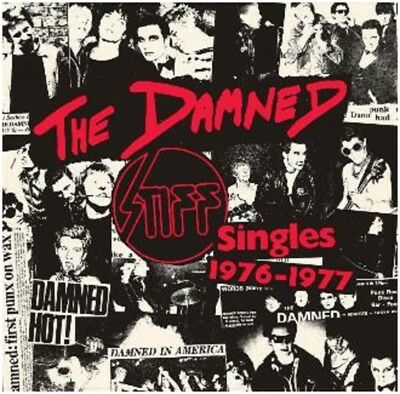 """The Damned - Stiff Singles 1976-1977  -  New Limited Edition  5 x 7"""" Vinyl Set"""