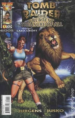 Tomb Raider The Greatest Treasure of All 1A 2005 FN Stock Image