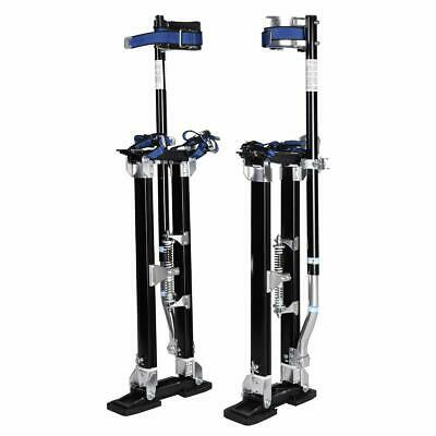 "Pentagon Tool Professional 24"" to 40"" Black Drywall Stilts Highest Quality NEW"