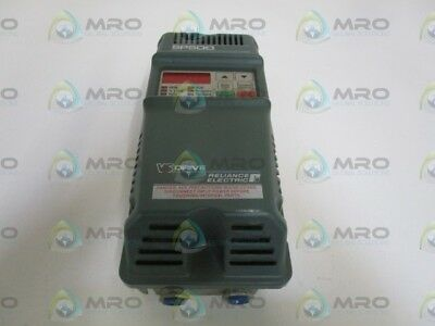 Reliance Electric 2Hp Vs Drive 1Su21002 (As Pictured) *used*