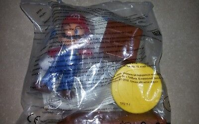 McDonalds Happy Meal Super Mario NEU/OVP 2013 Nr. 1 Nintendo Figur