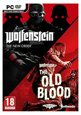 Wolfenstein The New Order and The Old Blood Double Pack (PC)