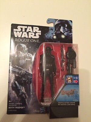 STAR WARS Rogue One DEATH TROOPER (Hasbro Action Figur)