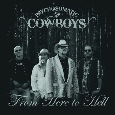 Psychosomatic Cowboys - From Here To Hell (2LP) Vinyl LP (2) Sound Pollutio NEU