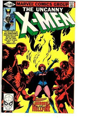 Uncanny X-Men # 134  Phoenix Becomes Dark Phoenix John Byrne VF+ 1980 Marvel