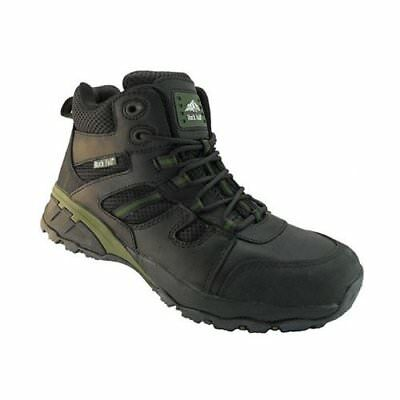 Rock Fall RF0007 Marble 12 Safety Boot - Black
