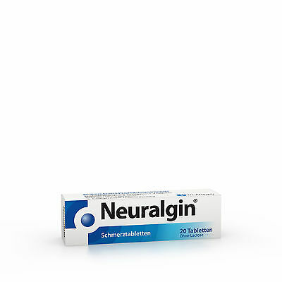 NEURALGIN 20 Tabletten Katharinenapotheke