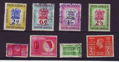 Old Africa  *  Duty Group Mint & Used == 8 ==